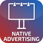 Native Advertising Icon
