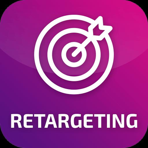 retargetting icon